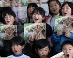 カレンダー寄贈子供たち.JPG